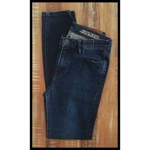 Madewell Skinny Skinny Ankle High Riser Jeans 27